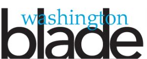 Washington Blade Logo